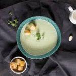 Суп-пюре из малоглазого макруруса
