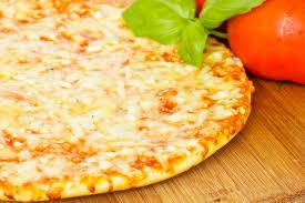 Домашняя пицца 4 сыра