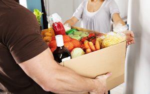 Оптовая доставка продуктов питания