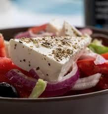 Греческий рецепт запеченного сыра фета