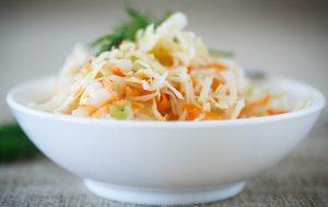 Квашеная капуста ТМ «Белоручка» — полезная и вкусная закуска по доступной цене