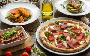 Доставка пиццы от сети ресторанов il Molino