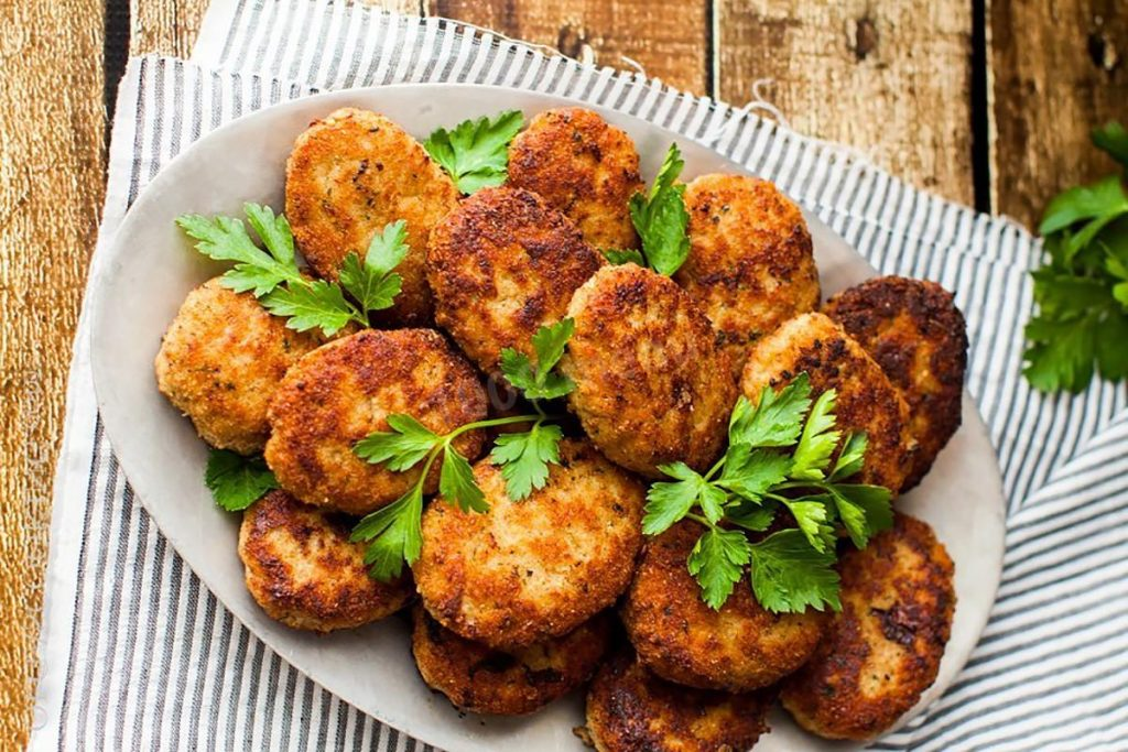 Котлеты из свинины: рецепт и приготовление