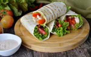 Домашняя тортилья — рецепт