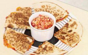 Базовый рецепт мексиканской кесадильи