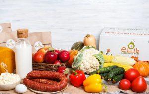 Питаемся экологически чистыми деревенскими продуктами питания
