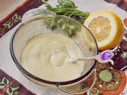 Соус бешамель на основе йогурта и оливкового масла