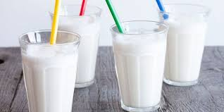 Молочный коктейль со сгущенкой