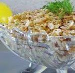Салат из айвы и сыра