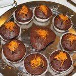 Шоколадно-апельсиновые маффины