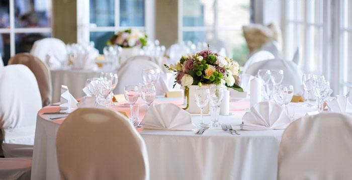 Выбираем ресторан для бюджетной свадьбы