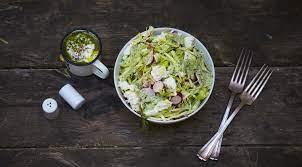 Большой летний салат