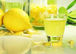 Итальянский лимонный ликер «Лимончелло»