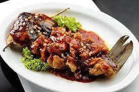 Рыба по-китайски
