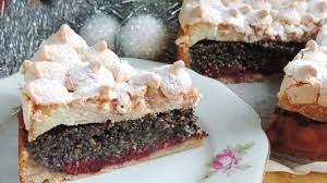 Маковый пирог «Зимний сон»