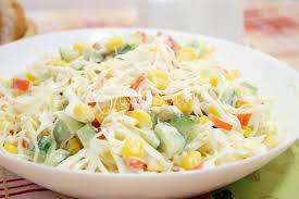Салат крабовопалочковый
