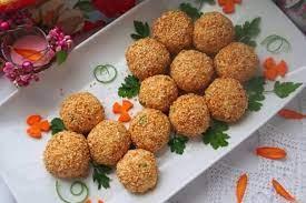 Рыбные шарики «Мимоза»