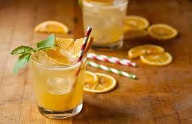 Апельсиновый лимонад / Безалкогольный крюшон