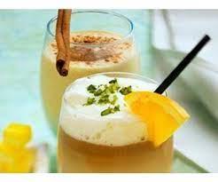 Апельсиновый гоголь-моголь