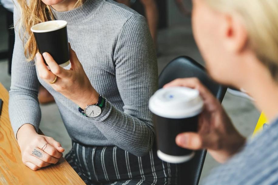 Покупка кофе для офиса