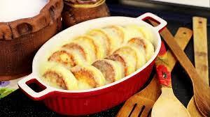 Сырники ванильные со сметаной