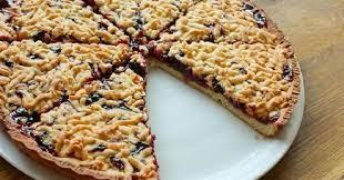 «Тертый» пирог