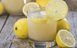 Шипучка из лимонов
