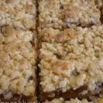 Постный десерт из яблок и кокоса