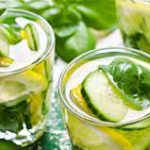 Огуречный лимонад