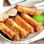 Сосиски в хлебе