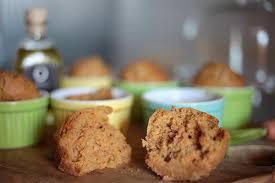 Кексы на оливковом масле